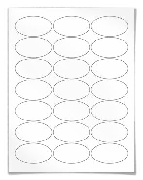 Oval Label Oval Stickers Printable Label Templates Candle Labels Printable Candle Labels