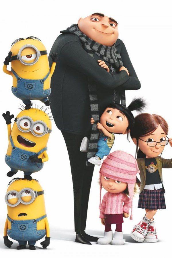 Moi Moche Et Méchant Personnages : moche, méchant, personnages, Moche, Méchant, Bonnes, Raisons, Méchant,, Agnès, Dessins, Personnages, Disney