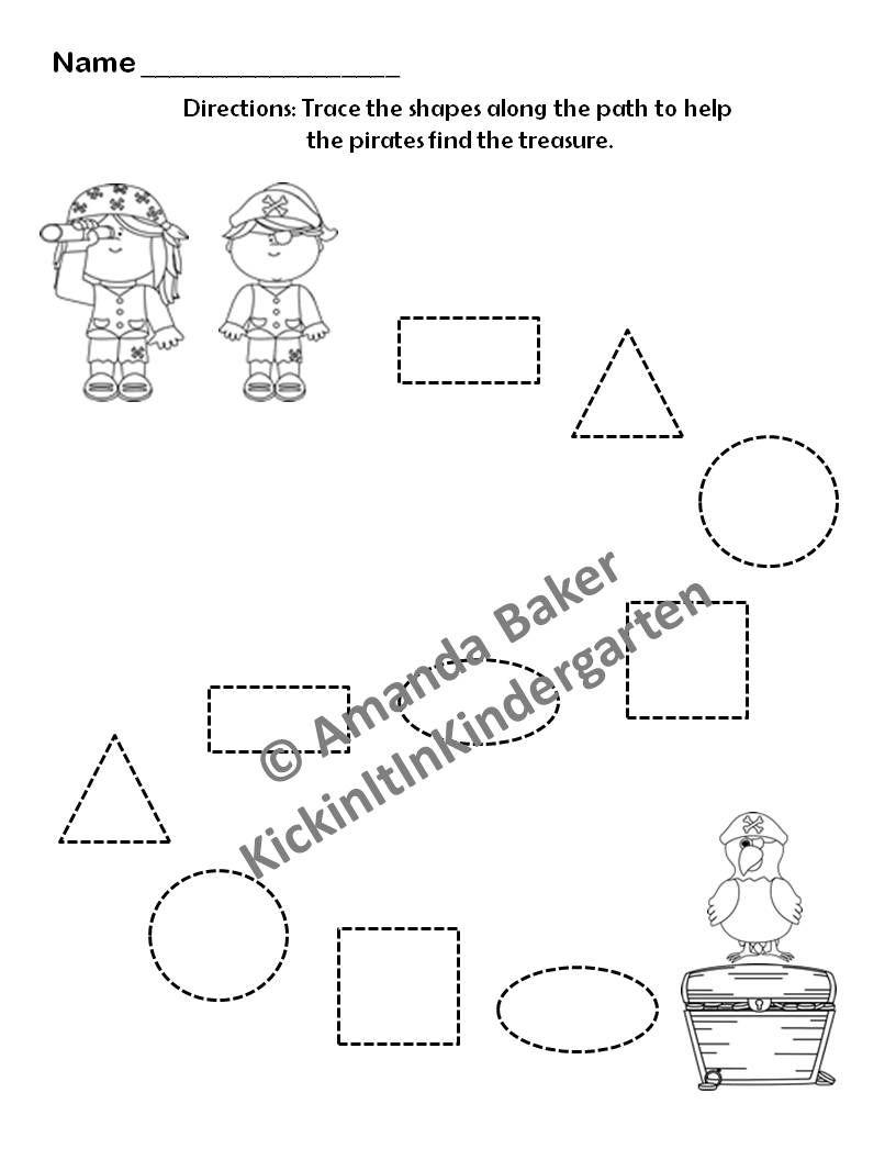 Pin On Math Kindergarten Shapes [ 1056 x 816 Pixel ]