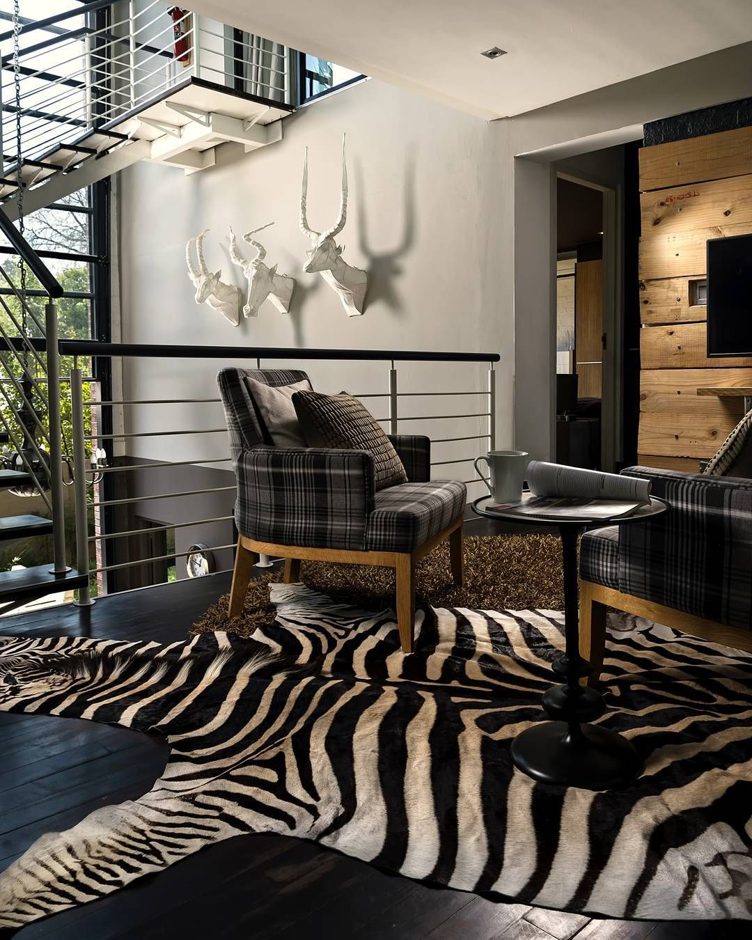 Zebra Skin Rug How To Add Class To Your Interiors Outsourcesol