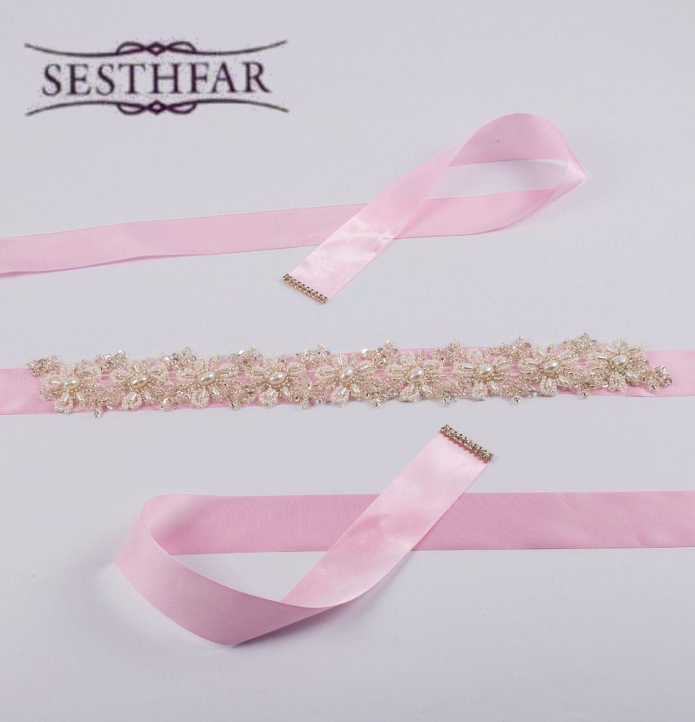 Click to buy ucuc rhinestone applique bridal accessories crystal trim