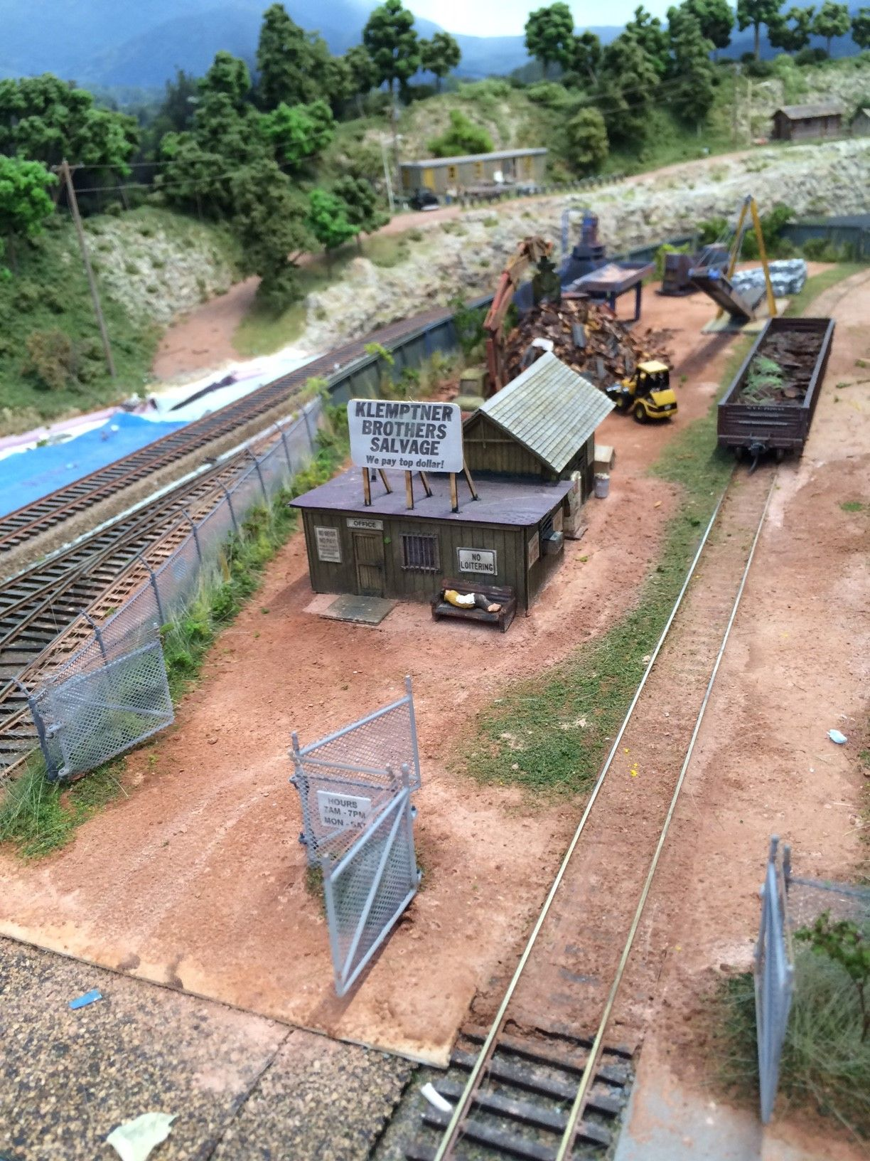 Salvageydoverview 10 31 16 2 Model Railway Track Plans N