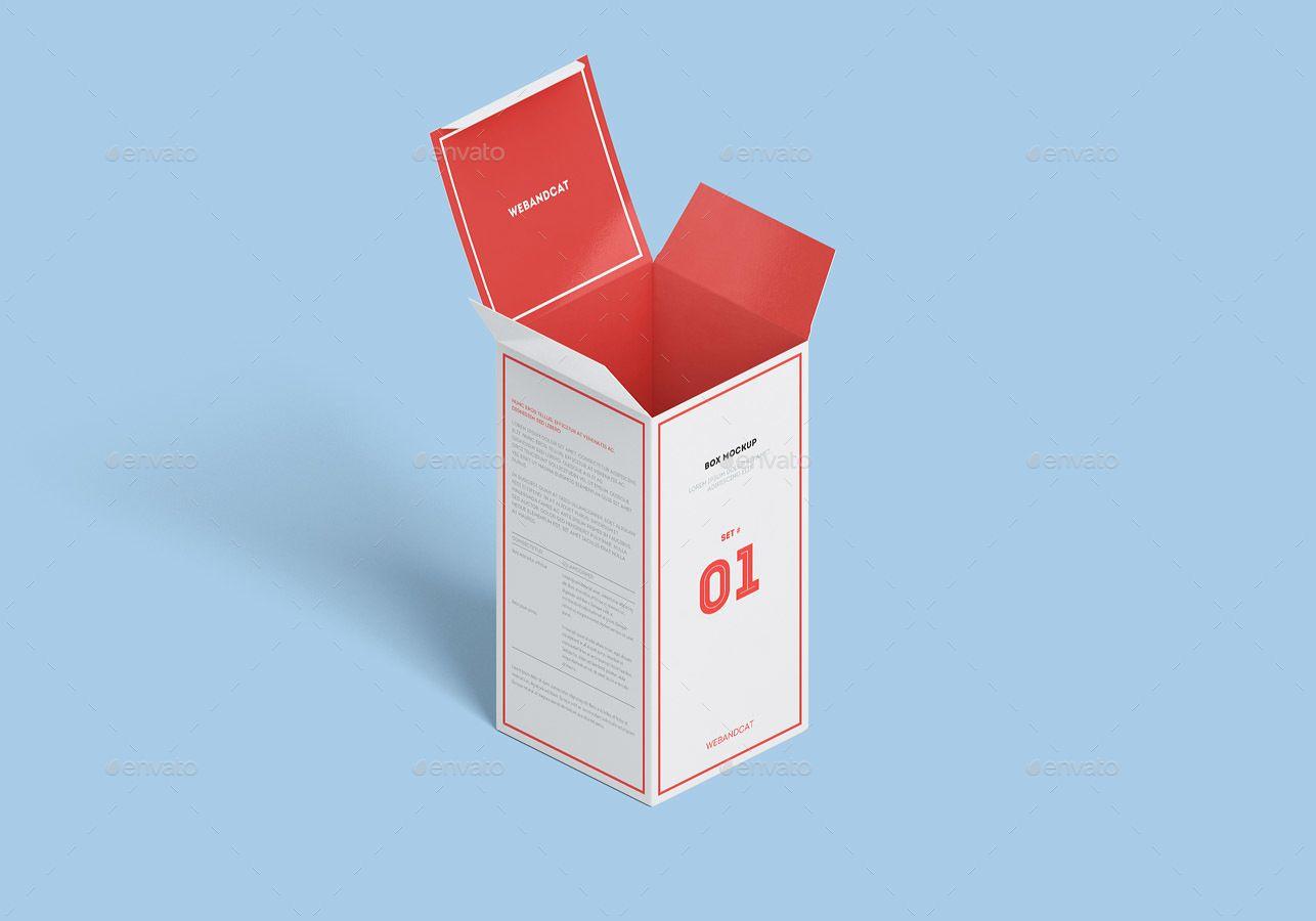 Download Box Mock Up Bundle Box Mockup Packaging Template Box Packaging