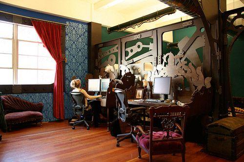 Creative Modern Office Designs Around