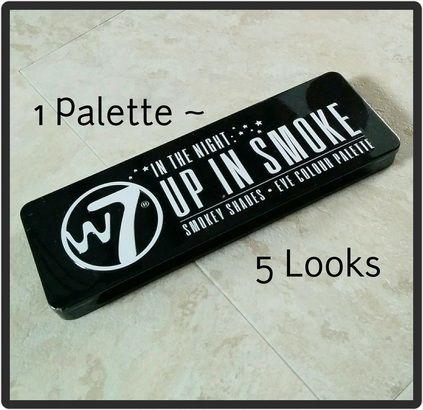 1 Palette - 5 Looks!