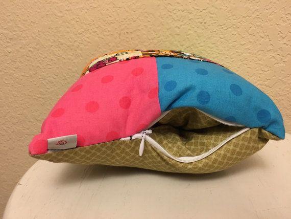 Secret pocket pillow | Etsy