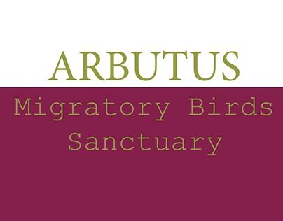 "Check out new work on my @Behance portfolio: ""Branding / Arbutus Migratory Bird Sanctuary"" http://be.net/gallery/35998847/Branding-Arbutus-Migratory-Bird-Sanctuary"
