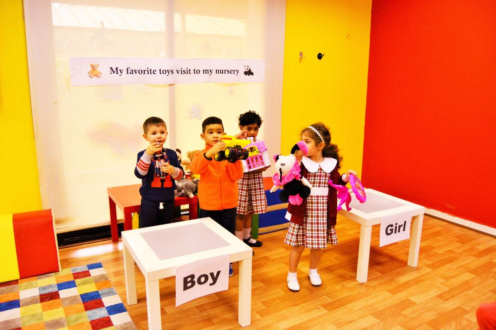 Fantastic Toy-land… White Fields British Nursery -An innovative learning experience...