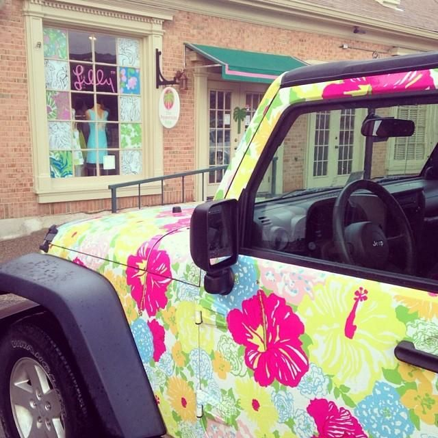 lilly pulitzer jeep the latest juice pinterest jeeps cars and stylish. Black Bedroom Furniture Sets. Home Design Ideas
