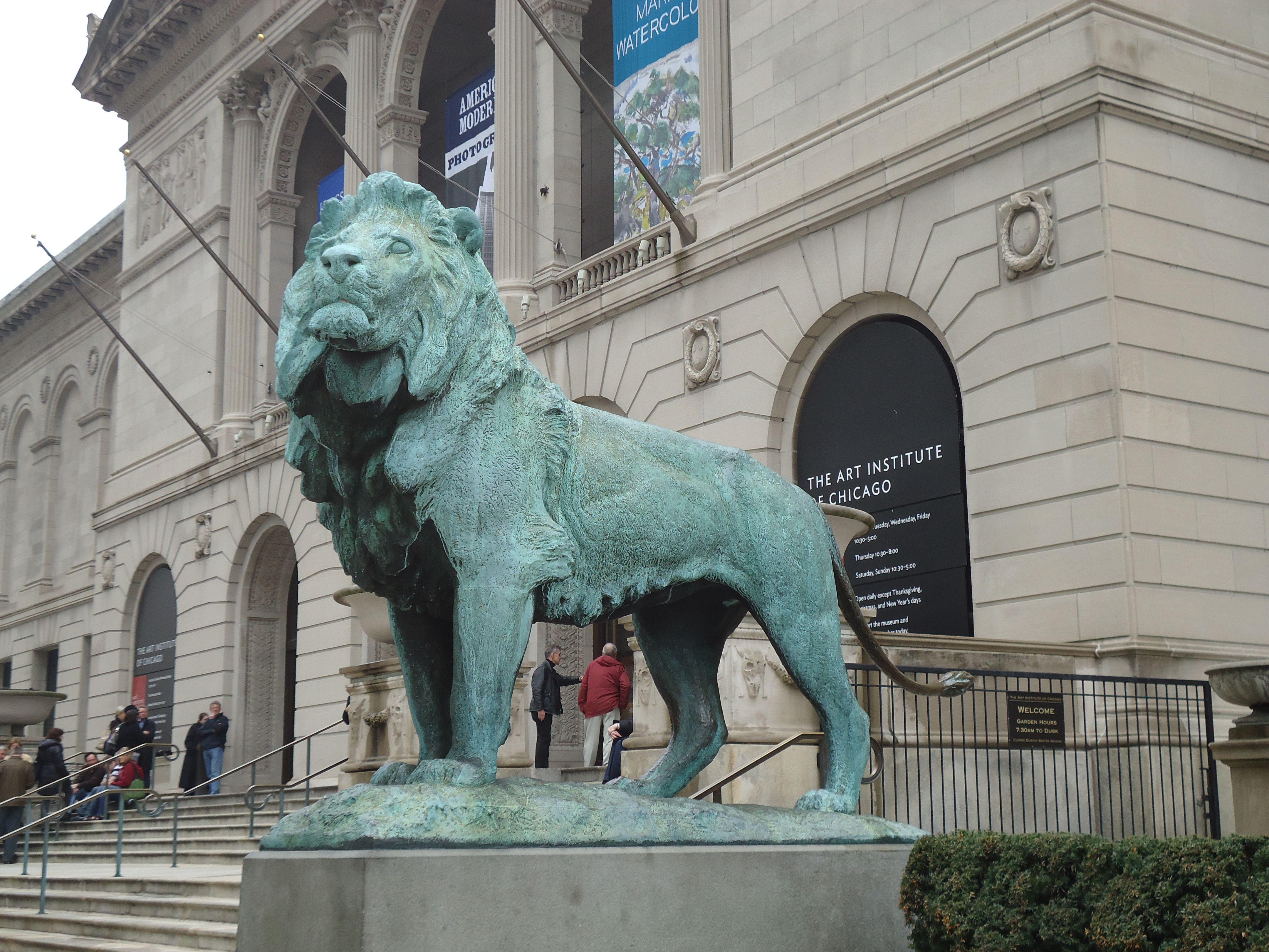 Art Museum Chicago Illinois Art institute of chicago