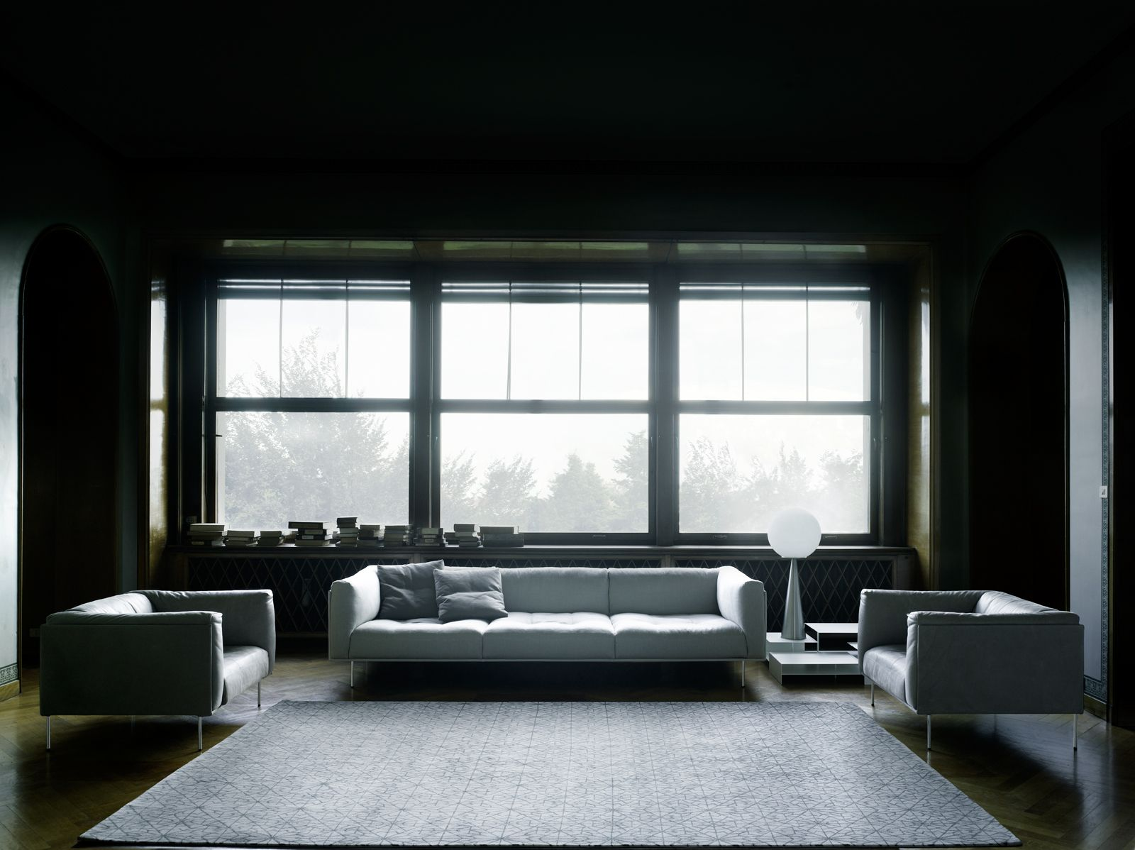 Rod. Design: Piero Lissoni for Living Divani Italy, makers of ...