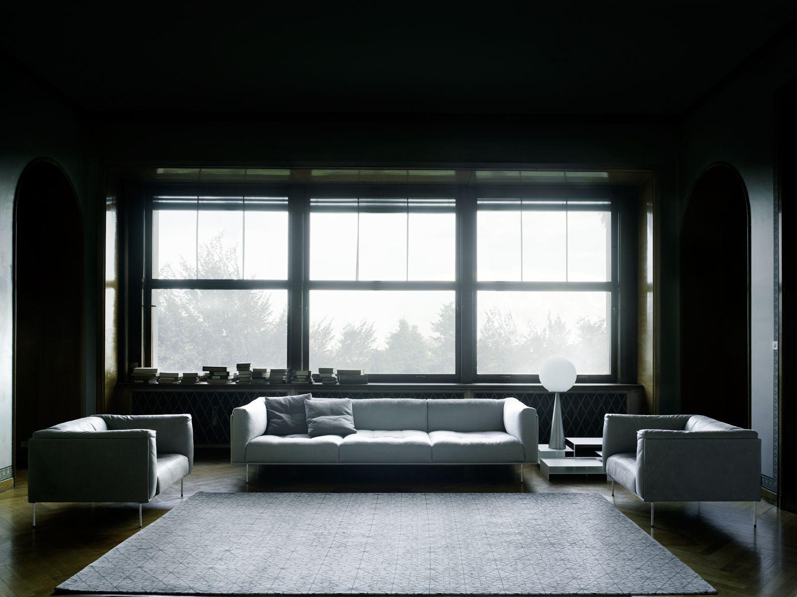 Rod. Design: Piero Lissoni for Living Divani Italy, makers of ...