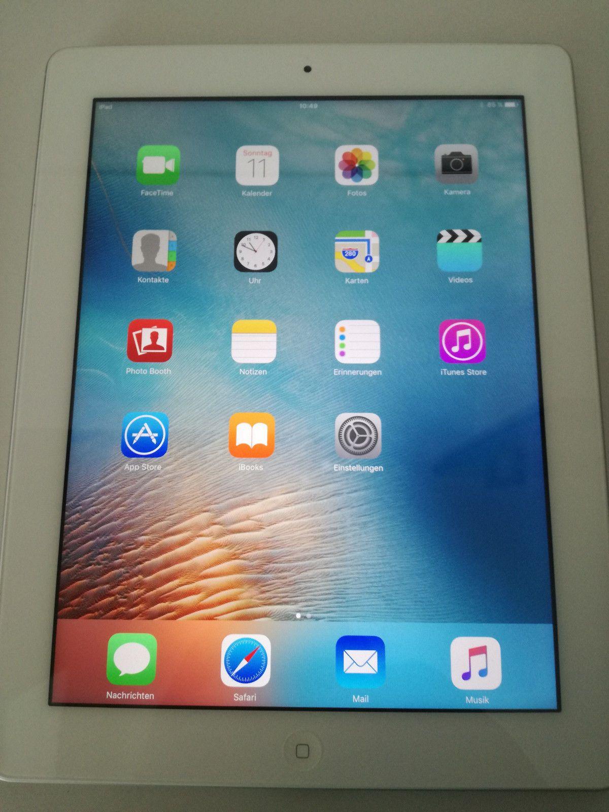 980641e90f07d Ebay Angebot Apple iPad 3. Generation Wi-Fi 16GB, WLAN, 24,6 cm (9,7 ...