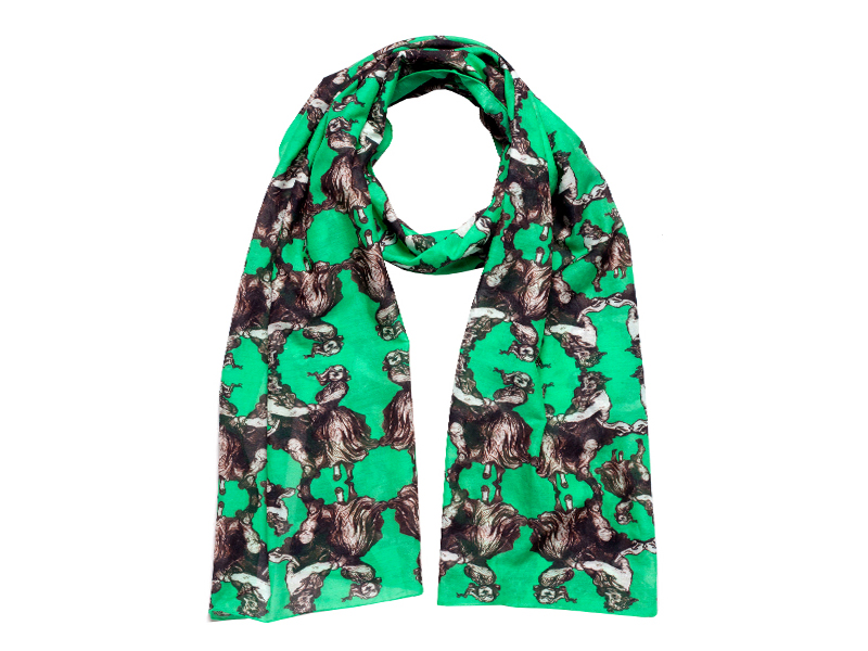 The Waltz Scarf by Cullen Meyer | Scarves | AHAlife.com
