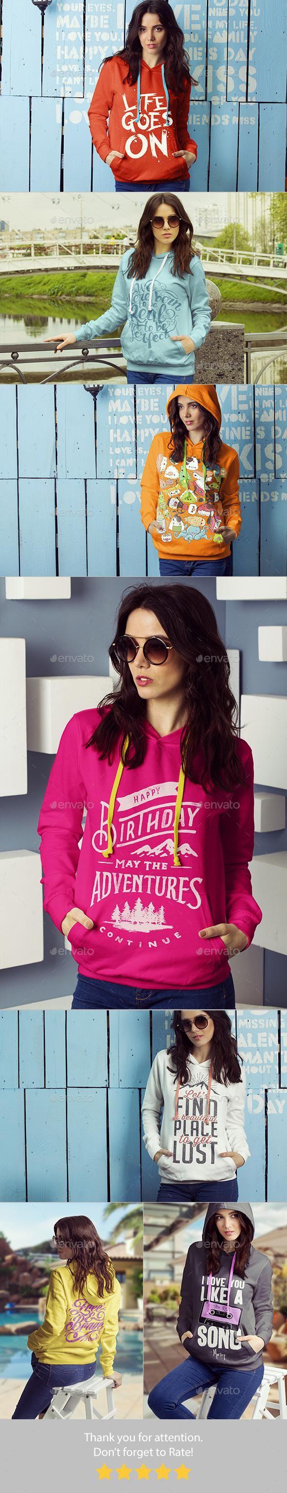 Download Hoodie Mock Up Female Clothing Mockup Hoodie Mockup Womens Sweatshirts Fashion