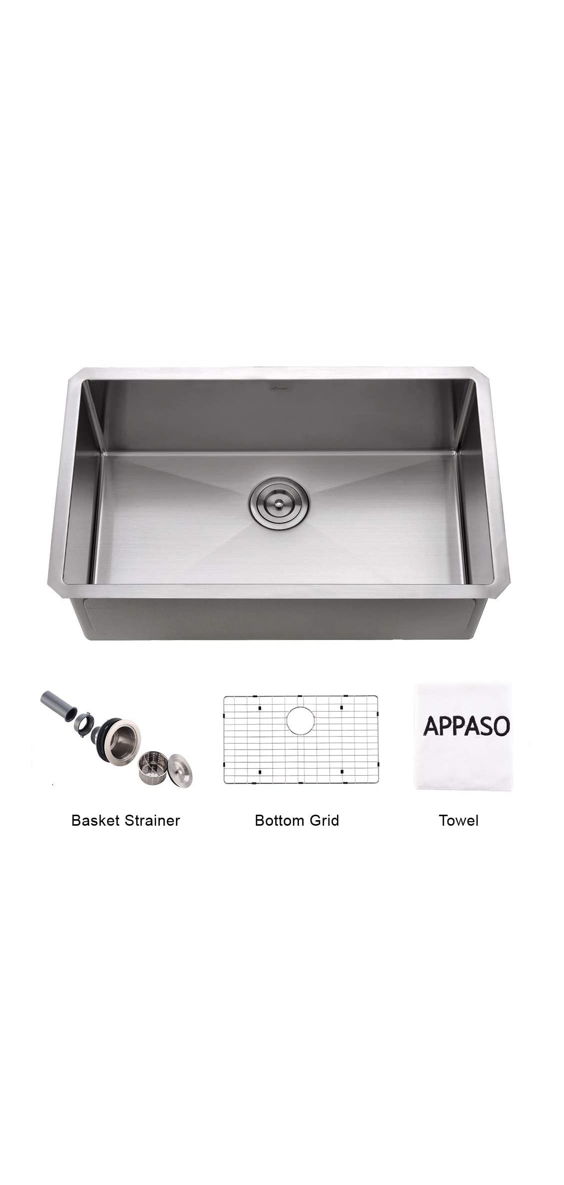 Pin On Stainless Steel Sink