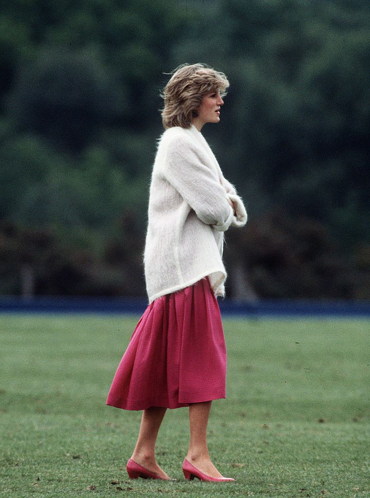 This undated photo shows Diana, Princess of Wales. Diana told of a...