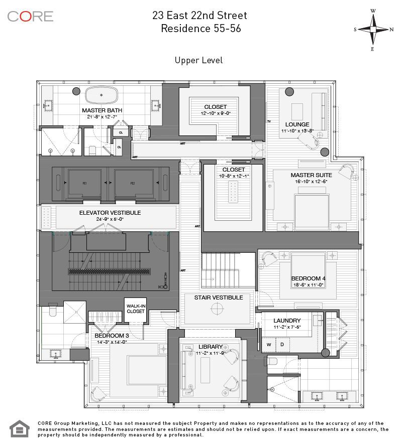 Live below Rupert Murdoch at One Madison for $27M - Curbed NY ...