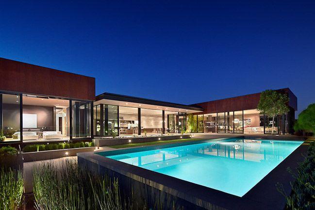 Nightingdale drive beverly hills ca dugally oberfeld - Beverly hills public swimming pool ...