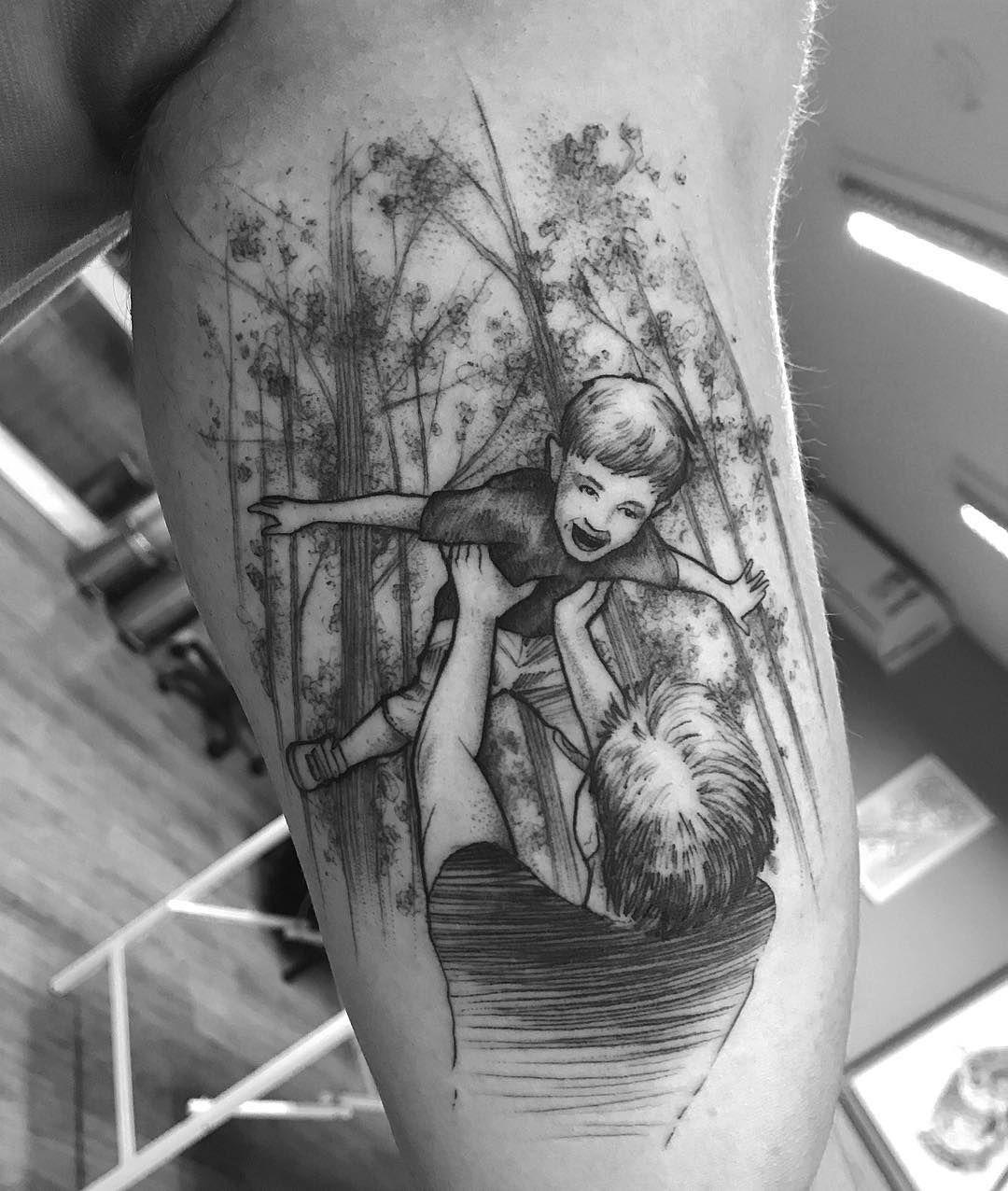 Fotos De Tatuagem De Pai E Filha: Encontre O Tatuador E A Inspiração Perfeita Para Fazer Sua