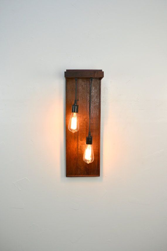 Rustic Dasar Wine Barrel Wall Sconce 100 Recycled Wcc