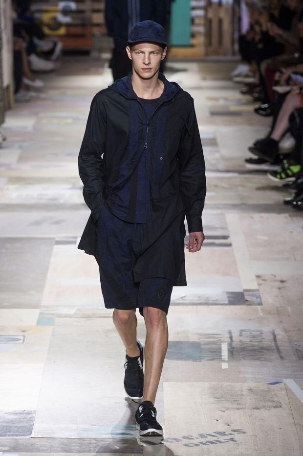 Y-3 Spring Summer 2015 Primavera Verano #Menswear #Trends #Moda Hombre #Tendencias