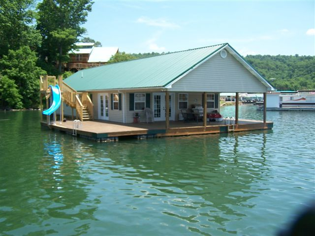 Exceptionnel Floating Homes For Sale | Flat Hollow Marina On Norris Lake, Tennessee   Vacation  Rental