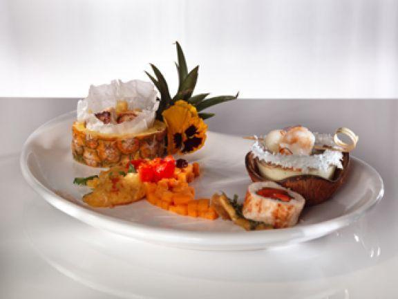 Kulinarisches Quintett der bunten Inseln ist ein Artikel mit neusten Informationen zu einem gesunden Lebensstil. Auch die anderen Artikel von EAT SMARTER bieten Neuigkeiten zu den Themen Ernährung, Gesundheit und Abnehmen.