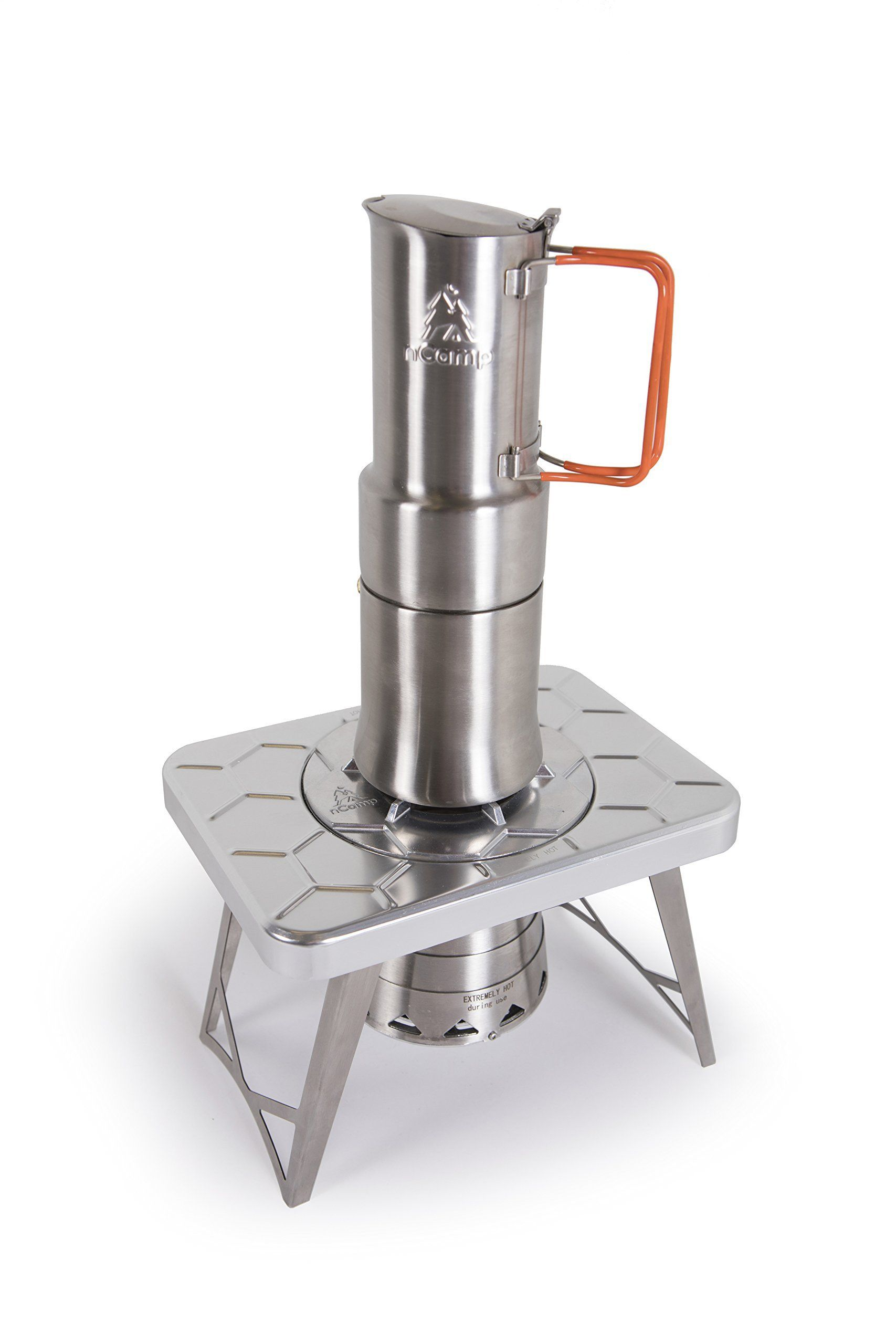 Compact EspressoStyle Café/Coffee Maker For Camping