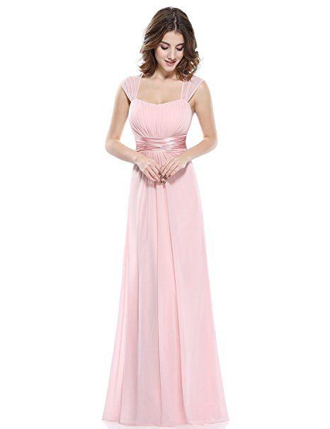 Ever Pretty Damen Einfach Elegant Abendkleider ...