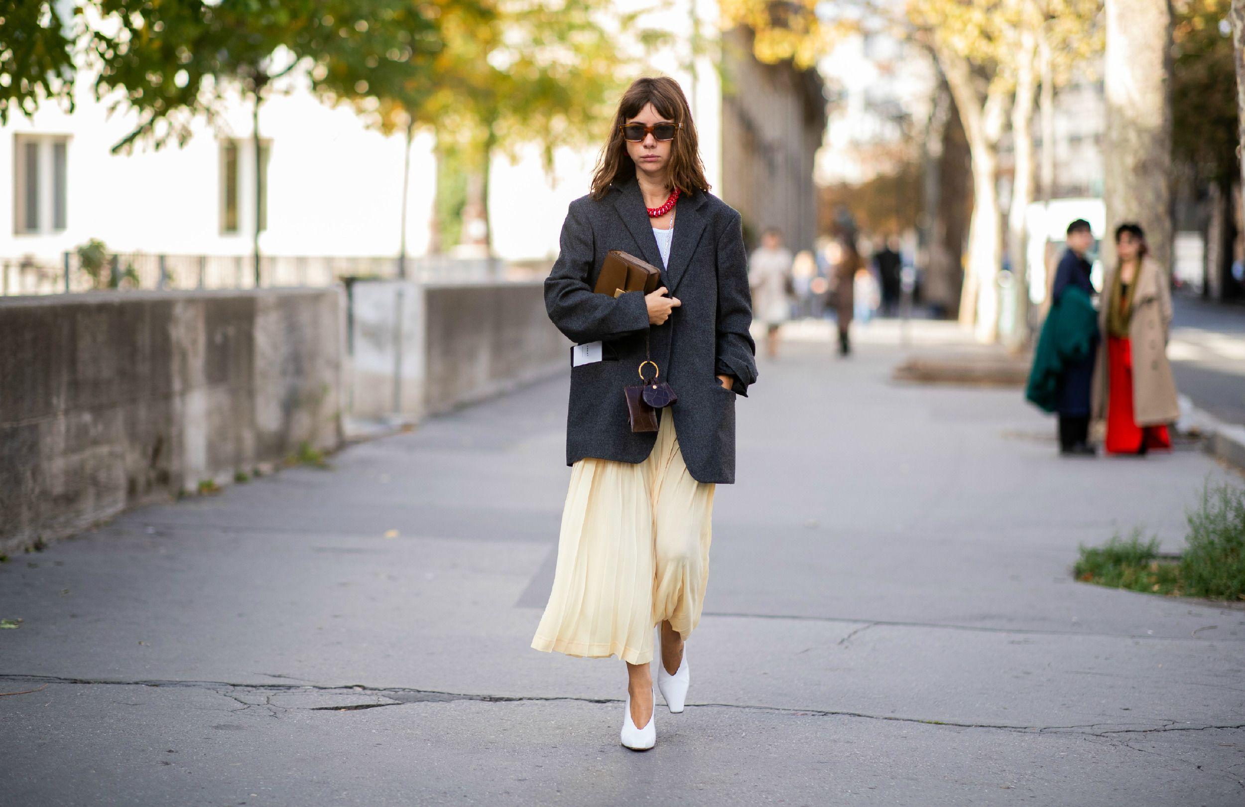 İlkbahar Yaz 2019 Moda Sokak Stilleri