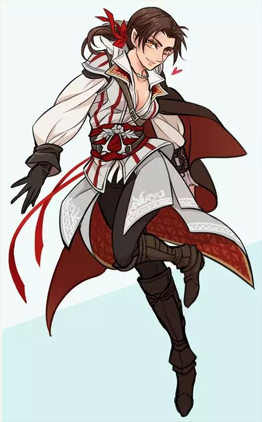 Http Sinzui Tumblr Com Assassins Creed Anime All Assassin S
