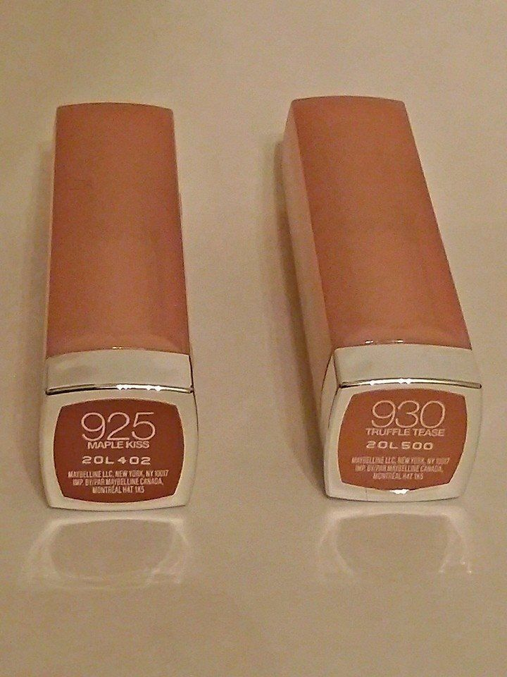 Color Sensational The Buffs Lipstick by Maybelline #3