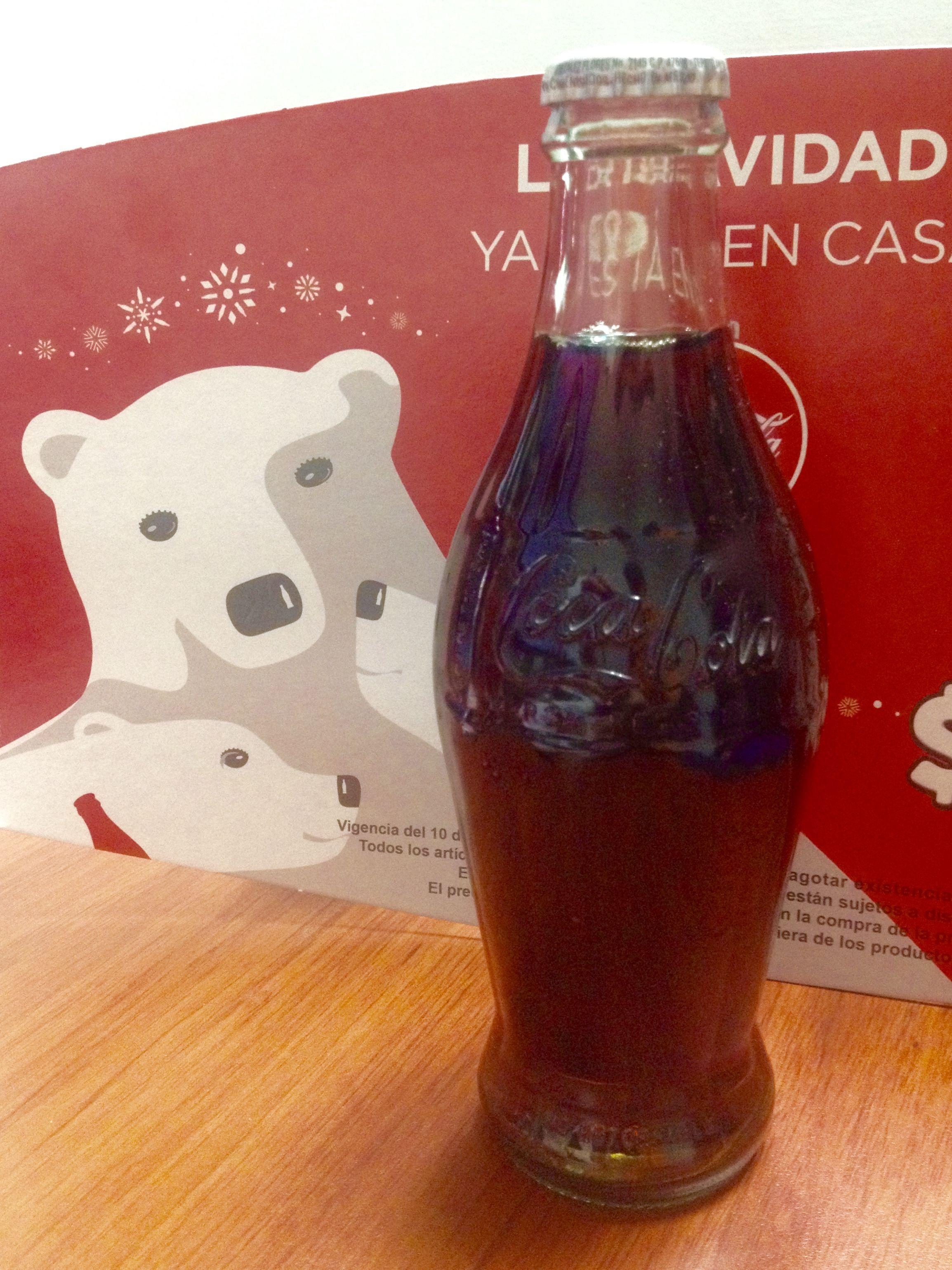 Botella 1, 100 A Os De Coca Cola ( Mae