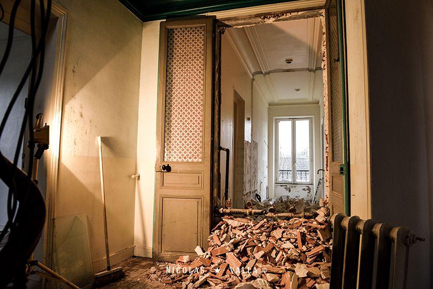 Raw -★- Home / Work in progress / Interior design & Photography by Nicolas Valla
