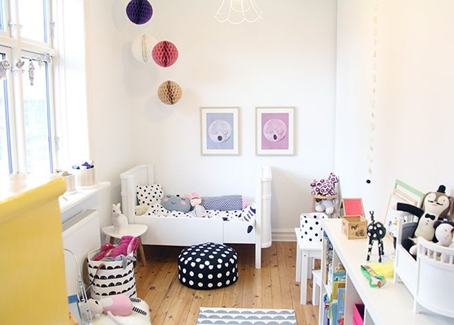 Candy Sweet Girls Room - as featured on Mini Style | My Sweet ...