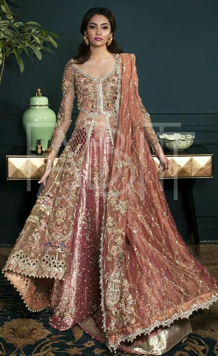 Pin by Aarti Kadam on Indian Wedding Bridal dress design