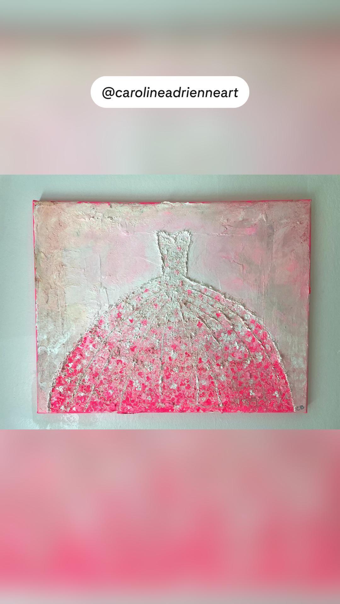 Abstract Art by Caroline Adrienne Art