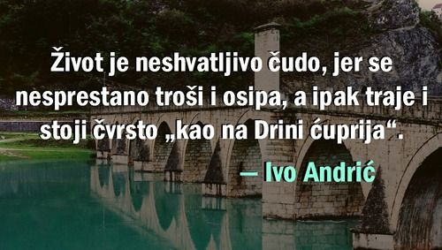 Pin By Mladenka On Ivo Andric