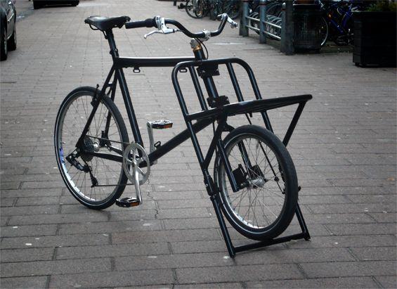 Little JohnS Bike