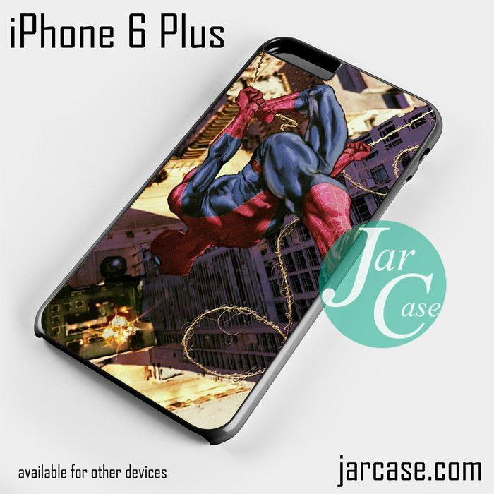 Spiderman Webing Phone case for iPhone 6 Plus and other iPhone devices