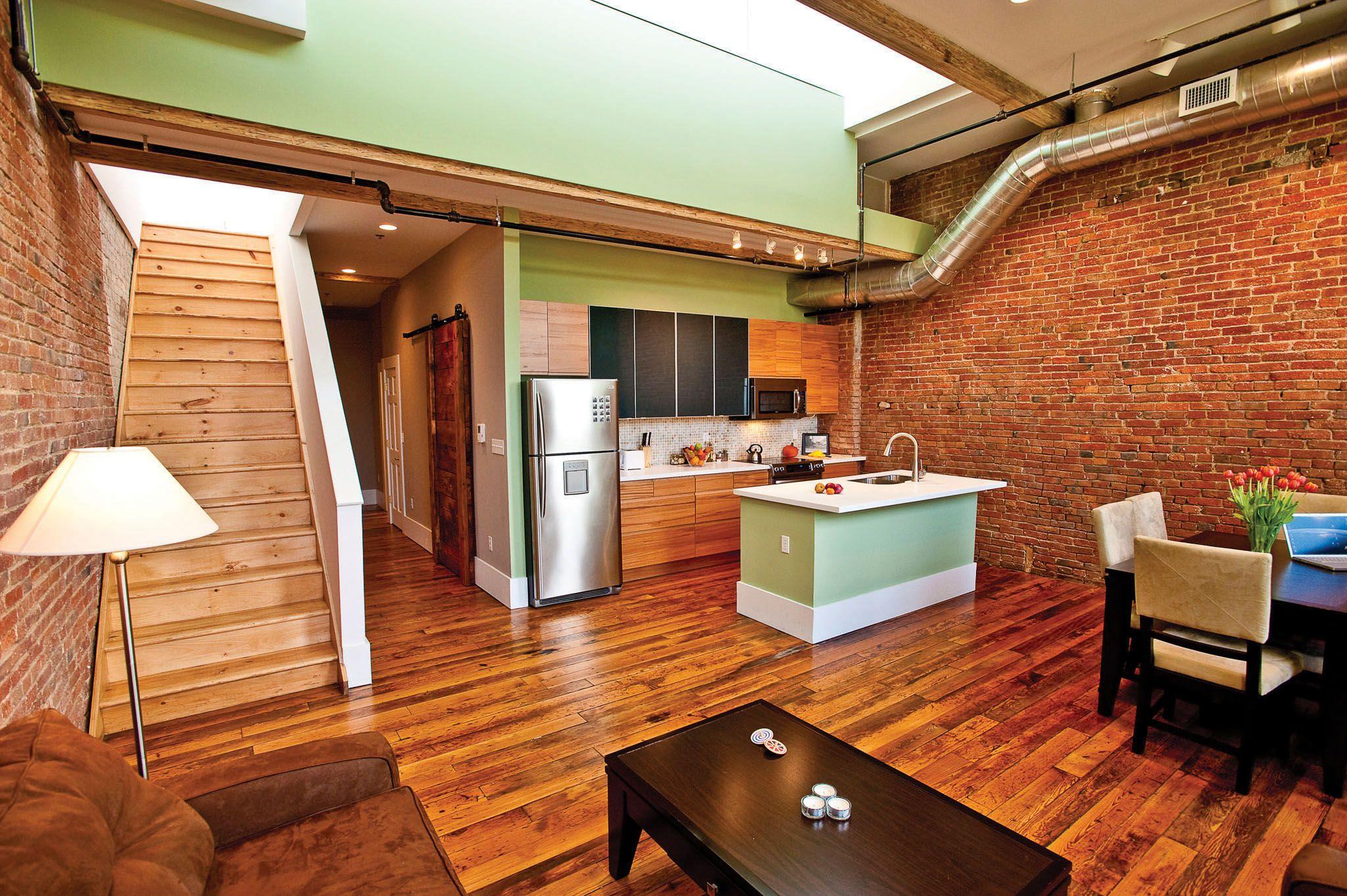4209 Butler Street Loft Above Wildcard House Rooms Home Design