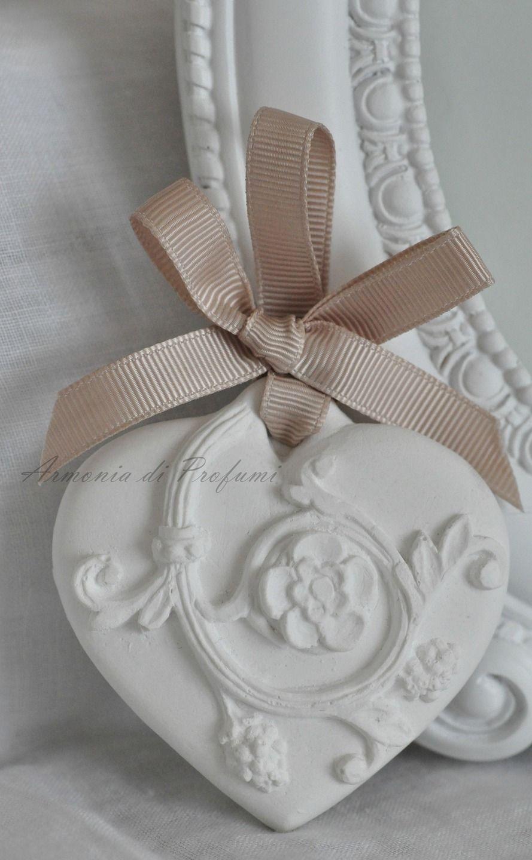 Gessi profumati segnaposto matrimonio accessori casa di for Ornamenti casa