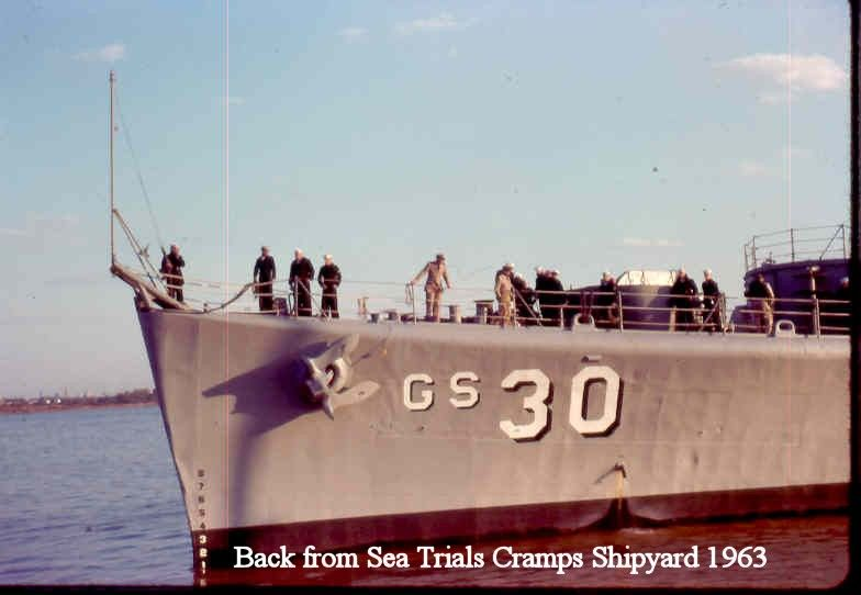 USS SAN PABLO I served on this ship from May 1965 to August