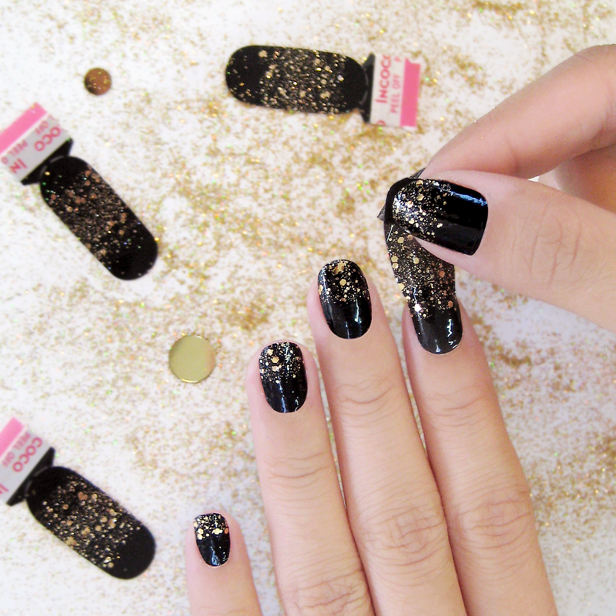 We ❤ Ulta! So thrilled that our Incoco nail polish appliqués, are ...