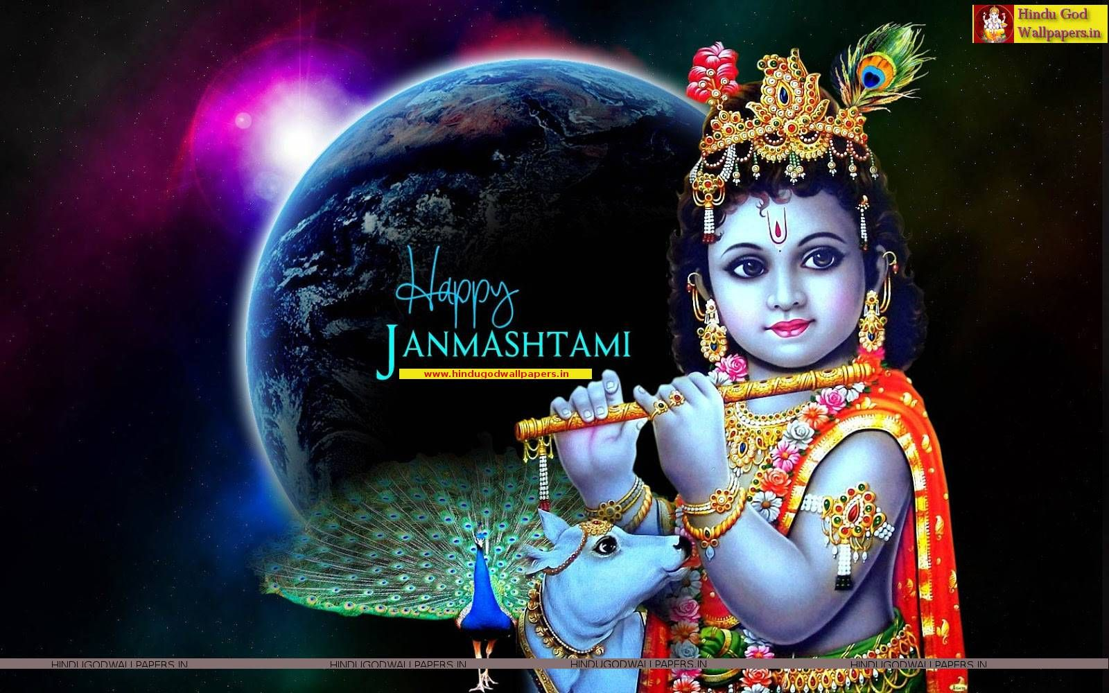 Free Download Unique Krishna Janmastami Wallpapers Krishnashtami