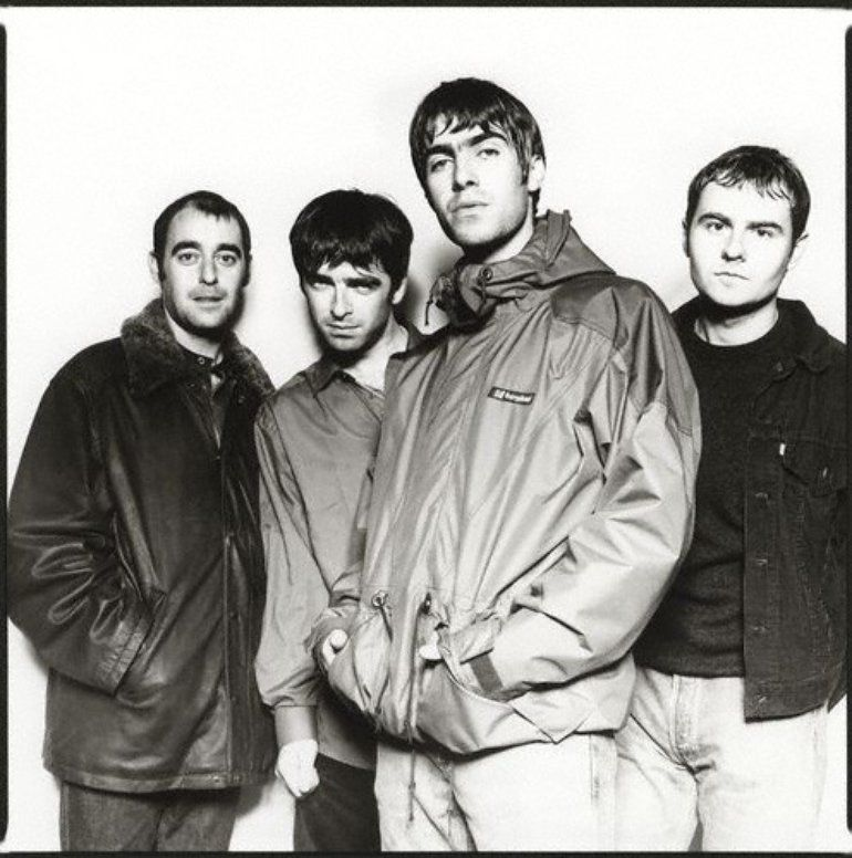 Pin By Fatema On All About The 70 S Oasis Band Look Back In