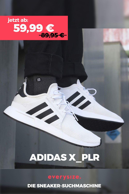 adidas Originals X PLR in weiss CQ2406 | Adidas schuhe