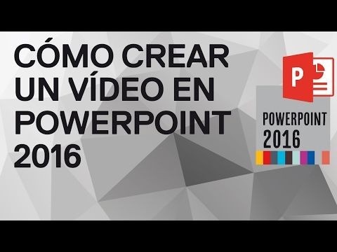 Como Hacer Un Video En Powerpoint 2016 Y 2013 Youtube Goku