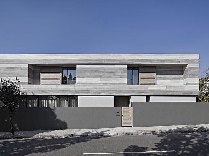Casa cinza